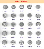 ABS fashion buttons series ba308