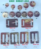 button+slide adjuster set 1