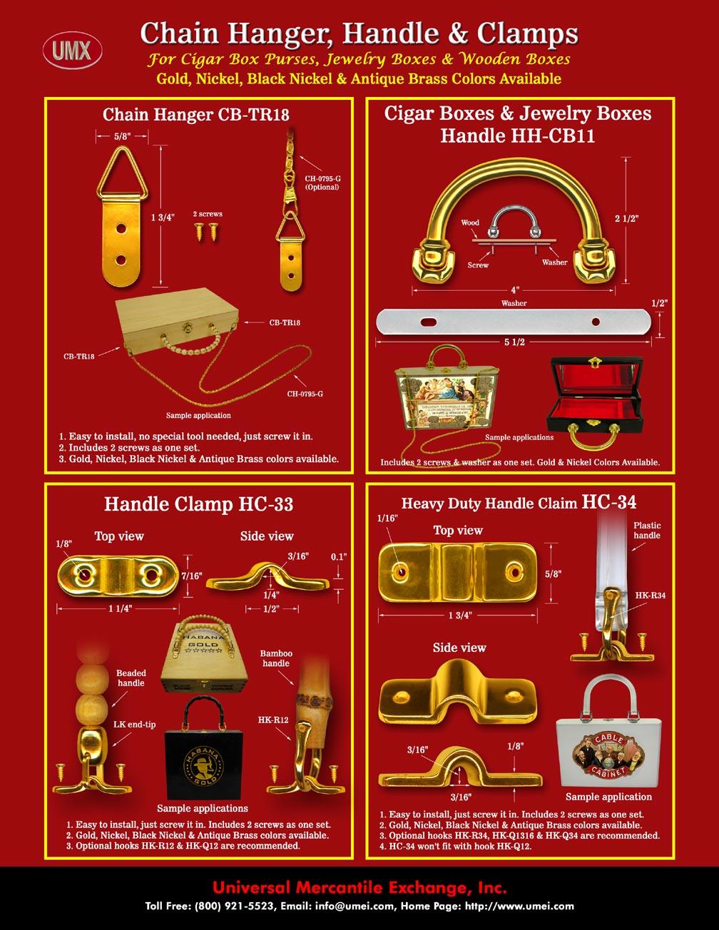 box accessories