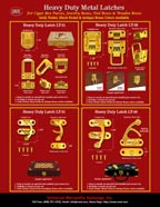 Latch Catalogue: Cigar Box Craft and Jewelry Box Craft Latches with Knobs
