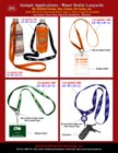 Sports Lanyard Application: Sports ID Lanyards.